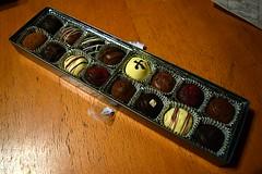 Fresh Off the Plane: Dilettante Chocolates (jjldickinson) Tags: nikond3300 nikon1855mmf3556gvriiafsdxnikkor promaster52mmdigitalhdprotectionfilter wrigley dilettante dessert chocolate 102d3300 longbeach