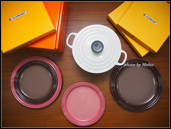 關西 臨空城Outlet ▎Le Creuset 鑄鐵鍋、瓷器圓盤。超划算,好好買