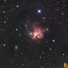Ngc1579 Rc10 rid Atik4000le (Giovanni astrobond69) Tags: camera color north astrofotografia rgb gso trifid rc10 ngc1579 xoff dking guider photoshopcs3 maximdl tripier ioptron tecnosky astrobond69 qhy5lii cem60 atik4000le astrophysics067x
