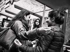 Best Friends (RobK Street Photography) Tags: nederland thenetherlands streetphotography denhaag thehague straatfotografie