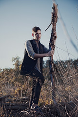 Rolton&McCarthy6 (Sarah Kate Photography) Tags: blue fashion magazine collaboration vatra