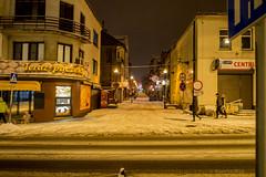 Jaworzno (nightmareck) Tags: winter night fuji poland polska handheld fujifilm pancake zima fujinon xe1 apsc mirrorless śląskie jaworzno xtrans fotografianocna xmount xf18mm xf18mmf20r bezlusterkowiec