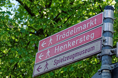 Nrnberg (dirkschermuly) Tags: bayern deutschland reisen nikon flickr fotografie outdoor urlaub user dxo dslr nrnberg pegnitz henkersteg nikond7100