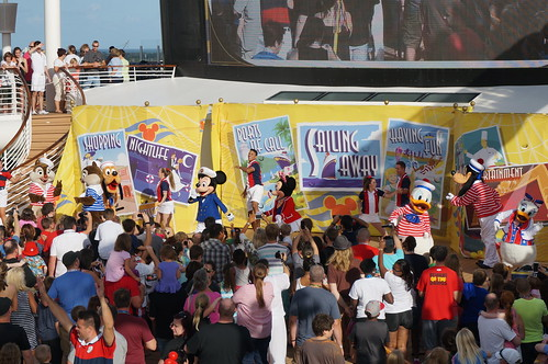 "Disney Fantasy Sail Away Party • <a style=""font-size:0.8em;"" href=""http://www.flickr.com/photos/28558260@N04/22800200515/"" target=""_blank"">View on Flickr</a>"