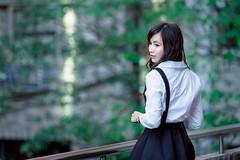 AI1R6207 (mabury696) Tags: portrait cute beautiful asian md model mina lovely  70200 2470l auo          asianbeauty    85l  1dx      5d2  5dmk2 2