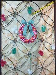 :: Lacre, CD e Crochê :: (:: Lacre, CD e Crochê ::) Tags: natal reciclagem guirlandas gorrinhos