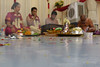 An indian wedding (_EdG_) Tags: flowers wedding india groom bride celebration priest tradition tamilnadu dharmapuri brahmano