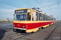 Barnaul (RUS) (tram2000@gmx.de) Tags: russia trolley tram streetcar tramway strassenbahn tatra tramvaj tranvia barnaul tramwaj russland   sibirien strasenbahn