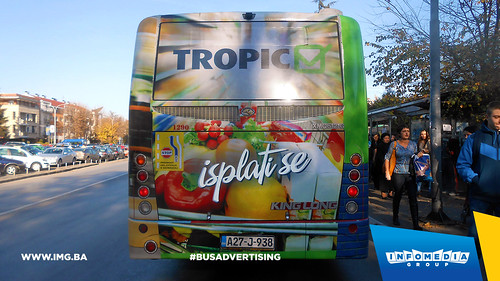 Info Media Group - Tropic, BUS Outdoor Advertising, Banj Luka 11-2015 (3)
