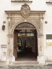 Krakov, portály (21) (ladabar) Tags: portal kraków cracow cracovia krakau krakov portál