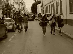 Streetlife, Tunis!