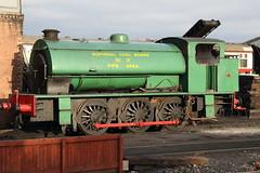Bo'ness & Kinneil Railway (Paul Emma) Tags: uk scotland bonesskinneilrailway railway heritagerailway railroad preservedrailway train boness kinneil austerity ncb