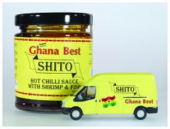 Oxford Diecast Shito Van (adrianz toyz) Tags: oxford diecast ford transit van shito ghana ghanabest