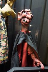 Puppet gargoyle