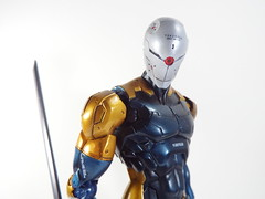 Gray Fox (Matheus RFM) Tags: grayfox cyborgninja metalgear playarts kai metalgearsolid