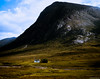 Cottage in Glencoe, Scotland (manan_suneja) Tags: green cottage scotland glencoe mountains landscape landscapes moody