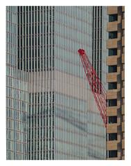 Higher density at the Wilhelminapier (UF140) (AurelioZen) Tags: europe netherlands rotterdamzuid kopvanzuid wilhelminapier derotterdamomaremkoolhaas crane neworleansalvarosiza shadowafacrane