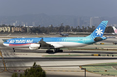 Air Tahiti Nui A340-300 F-OSEA (birrlad) Tags: losangeles lax international airport california usa aircraft aviation airplane airplanes airline airliner airlines airways taxi taxiway arrival arriving landing landed runway stand gate terminal airtahitinui airbus a340 a343 a340300 a340313 tahitiairlines fosea tn7 paris cdg