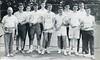 BC High Tennis - 1959 (BC High Archives) Tags: tennis 1959 1950s keanefr maguire roberts liuzzi walsh dunfey dever keegan burgoyne phelan kelly teamphoto