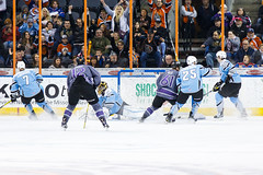 "Missouri Mavericks vs. Alaska Aces, December 16, 2016, Silverstein Eye Centers Arena, Independence, Missouri.  Photo: John Howe / Howe Creative Photography • <a style=""font-size:0.8em;"" href=""http://www.flickr.com/photos/134016632@N02/31607636472/"" target=""_blank"">View on Flickr</a>"