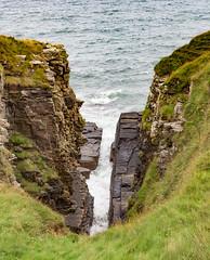 SCE_0241 (staneastwood) Tags: staneastwood stanleyeastwood harbour caithness scotland water sea seashore coast cliff landscape crag rock rockface rockformation outdoor