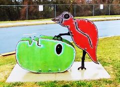 . (SA_Steve) Tags: sculpture trentonmercerairport art airport usa america unitedstatesofamerica unitedstates