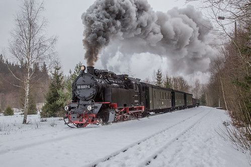 Winter in the Harz