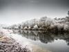 Winter is here ! (erictrehet) Tags: winter riviere reflets river arbre eau extérieur texture paysage landscape illeetvilaine d610 nikon nikkor