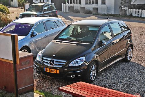 Mercedes-Benz B 180 - 10-RBR-3 - Netherlands