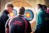 2017-01-08   Hafren Indoor-018 (AndyBeetz) Tags: hafren hafrenforesters archery indoor competition 2017 longmyndarchers archers portsmouth recurve compound longbow