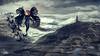 Black Butterfly (Ukelens) Tags: ukelens schweiz swiss switzerland suisse svizzera aletsch aletschgletscher glacier riederalp photoshop manipulation composing fantasy fantasie lightroom light lights lighteffects lighteffect lightshow lighttrails shadow shadows mystic mystisch mountains mountain berge berg dark dunkel schmetterling butterlfy moody stimmung