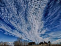 IMG_2509 cloudy sky (pinktigger) Tags: sky clouds fagagna feagne friuli italy skyscape nwn