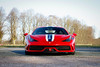 Spot the F40 (MJParker1804) Tags: ferrari 458 speciale v8 supercar nart launch spec rosso corsa red