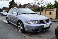 Audi RS4 Avant B5 (Monde-Auto Passion Photos) Tags: auto automobile audi rs4 break avant france nemours sportive