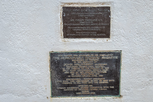 Split Point Lighthouse Plaques