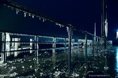 L'embarcadaire d'Yvoire sous la Glace 6 (Franck Baduel) Tags: léman arctique polaire glace tempète yvoire evian
