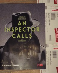 An Inspector Calls (Paranoid from suffolk) Tags: 2017 play show theatre theater aninspectorcalls playhousetheatre london