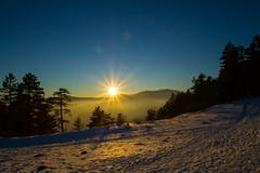 (c) Wolfgang Pfleger-4433 (wolfgangp_vienna) Tags: niederösterreich lower austria loweraustria österreich hohe wand hohewand mountain berg winter wintertime snow sun schnee sonne sunset sonnenuntergang blue sky blauerhimmel schneeberg