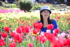 Taoyuan_20140202_107_KML3494 (Kevin Meng-Ju Liu) Tags: 2014 spring february flower tulip taoyuan 台灣 桃園 桃源仙谷 nikon d800 nikkor 28300mmf3556gvr