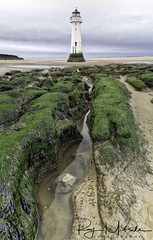 """Perch Rock "" (24mm Tilt Shift) (Ray Mcbride Photography) Tags: perchrock lighthouse rivermersey newbrighton"