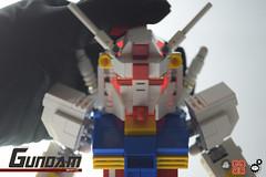 20. Gundam Amuro's Awakening (Sam.C (S2 Toys Studios)) Tags: rx782 gundam mobilesuit legogundam lego moc samc s2toys 80s scifi mecha anime japan spacecraft