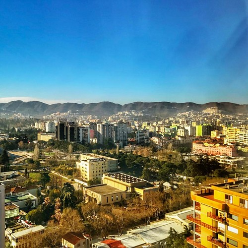 Good morning Tirana ! 19 degrees expected !