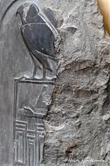 Stela of Qaa (konde) Tags: qaa earlydynasticperiod abydos ummelqaab stela stele granite serekh treasure tomb 1stdynasty ancientegypt cairomuseum