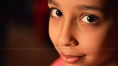 Innocence of children | بــراءة الأطفــال (dr.7sn Photography) Tags: portrait baby eye girl face children kid eyes lips innocence portret عيون بورتريه وجه اطفال الاطفال براءة بورتريت طلفة اطقال ينوتة