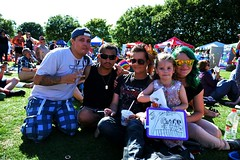 """Plymouth Pride 2015 - Plymouth Hoe -x • <a style=""""font-size:0.8em;"""" href=""""http://www.flickr.com/photos/66700933@N06/20600309726/"""" target=""""_blank"""">View on Flickr</a>"""
