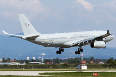 PERO2113 (Petar Meznarek) Tags: force air royal zagreb airbus british voyager a330 raf gorica pleso velika kc3
