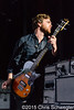 Royal Blood @ DTE Energy Music Theatre, Clarkston, MI - 08-24-15