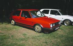 Mk2 Elite (Rick Bruinsma) Tags: golf volkswagen doorn elite mk2 bbs oldskool mkii stance myferdinand