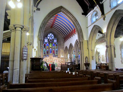 St Mark Worsley (Fiona Moate) Tags: salford georgegilbertscott victorianchurch earlofellesmere stmarkworsley