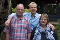 Dirk-Jan, Whesley & Annelies